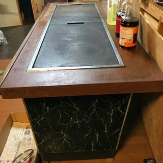 業務用鉄板