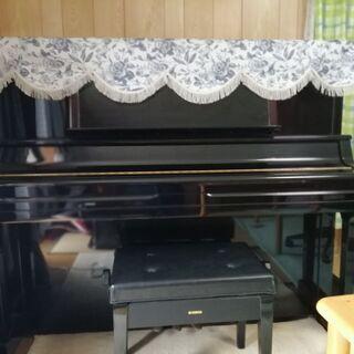 YAMAHA YU5 アップライトピアノ