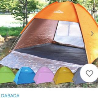 dabada テント おまけ付き