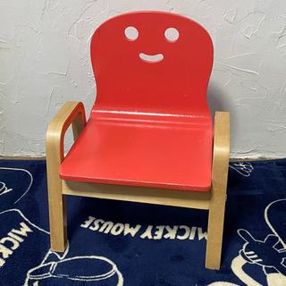 木製 椅子 キッズサイズ