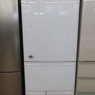 TOSHIBA 2018年製 411L 5ドア冷蔵庫 VEGET...