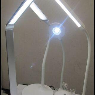 新生活!各種 1100円 LEDライト デスクライト AC…