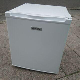 BESTEK 冷蔵庫 小型 ミニ 直冷式 1ドア 47L 右開き...