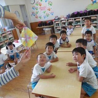 【幼稚園のパート保育補助】9:00~15:00勤務のため扶養内で...