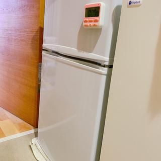 受け渡し予定者が決まりました。冷蔵庫をあげます!無料❗️❗️