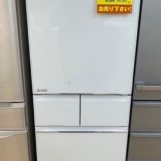 MITSUBISHI製★2017年製冷蔵庫★1年間保証★近隣配送可能