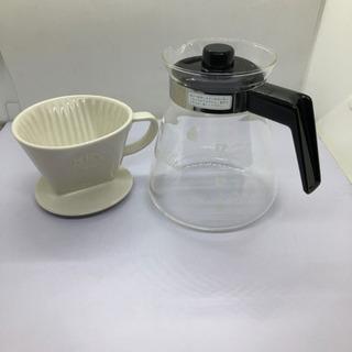 コーヒーメーカー Kalita コーヒーポット KEY c…
