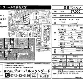 【賃貸マンション】新大宮ファミリー分譲7階最上階3LDK 新大宮駅4分