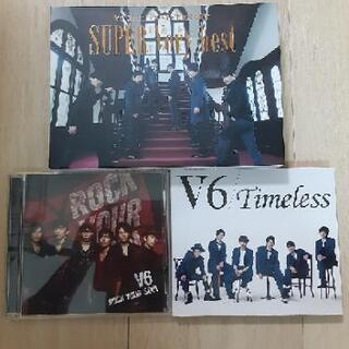 V6 DVD付きCD セット
