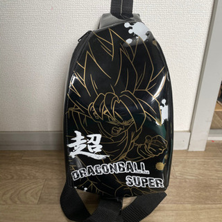 ショルダーバック(ドラゴンボール)エナメル黒