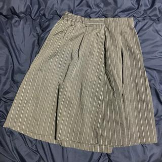 22ストライプスカート