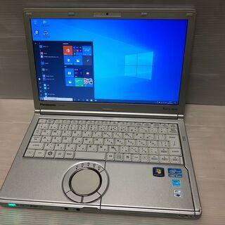 ✅ 【高速SSD、i5、オフィス、カメラ】軽量1.2Kg レッツ...