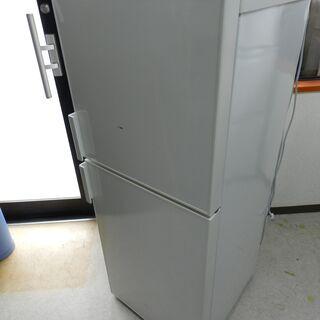 ☆都内近郊送料無料☆ 無印 ノンフロン冷蔵庫 137L 2013年製