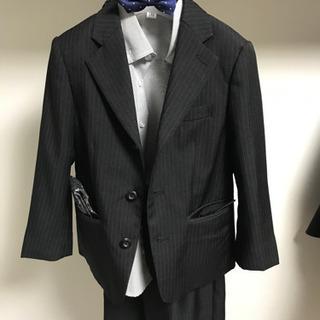 入学式 スーツ セット ベスト 男の子 110 サイズ コ…