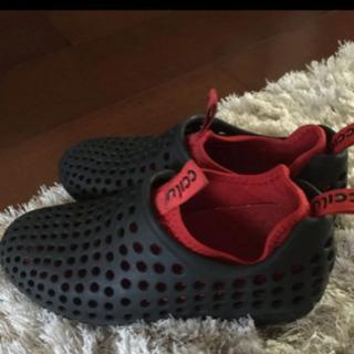 22センチccilu靴