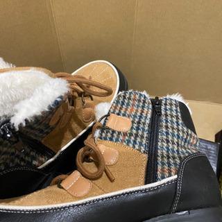 22センチ 可愛いブーツ - 靴/バッグ