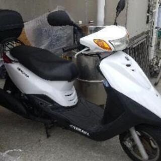 YAMAHA ヤマハ アクシス トリート 125 cc