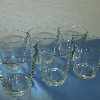 イタリア製のティラミスが入っていた グラス 9個