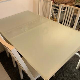 【Francfranc】ダイニングテーブル 4人用