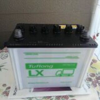 1355★日立バッテリー、85D26R、買って1ヶ月