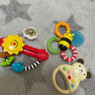 乳児おもちゃ 3点セット