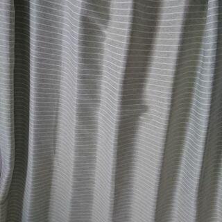 カーテン(幅100×丈200)2枚