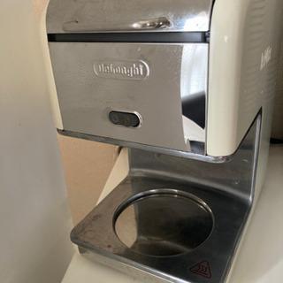ジャンク品 デロンギコーヒーメーカーの画像