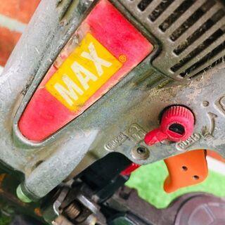 MAX HN-65Z1 高圧釘打ち機 【リライズ野田愛宕店】【店頭取引限定】【中古】【管理番号:ITOOBWENQ8V8】 - 野田市