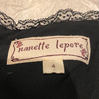 ナネットレポー ワンピース ドレス