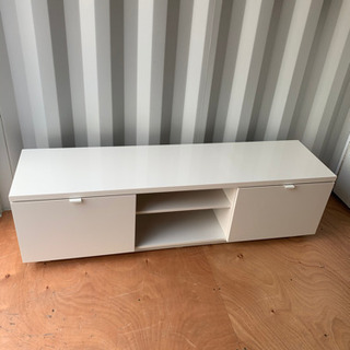【美品】IKEA テレビ台 (値下げしました!)
