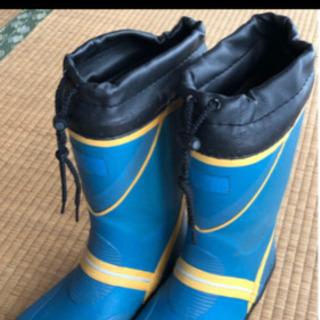 長靴 22㌢・小学校の田植えなどにも!