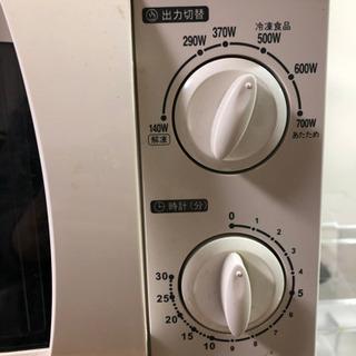 ターンテーブル 電子レンジ - 家電