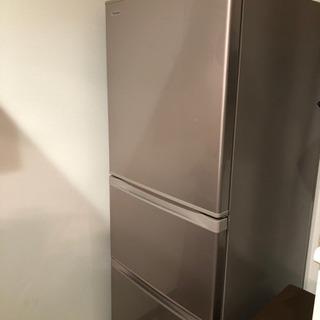 値下げしました。冷蔵庫・冷凍庫 東芝 GR-G34S