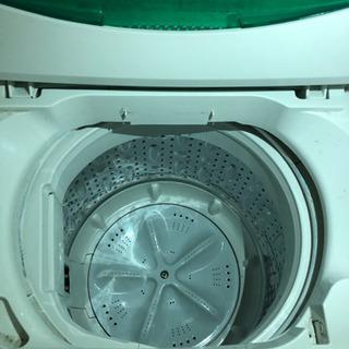 縦型式洗濯機 2015年製造 - 家電