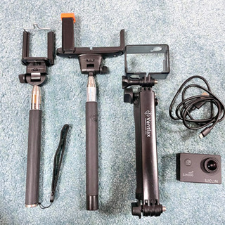SJCAM ウェアラブルカメラ SJ4000 ブラック オマケ付き