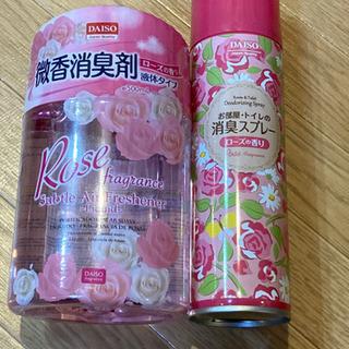 置型消臭剤×消臭スプレーローズ(大分𝑜𝑟中津)