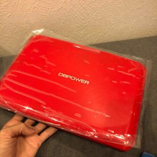 【お取引先決定】小型DVDプレーヤー - 家電