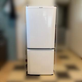 冷蔵庫 2ドア 三菱 2015年製