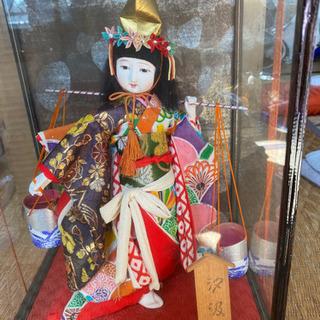 日本人形差し上げます