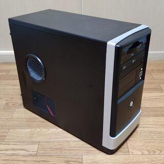 自作PC Core i5 Windows 10 Pro パッケージ版