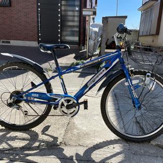子供用 自転車 マウンテンバイクの画像