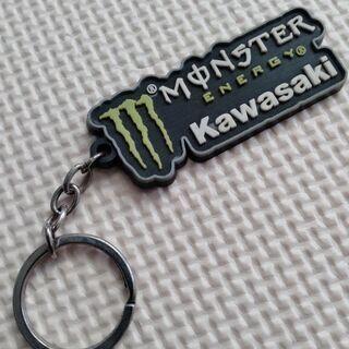 Monster energy☆ラバーキーホルダー中古☆現金…
