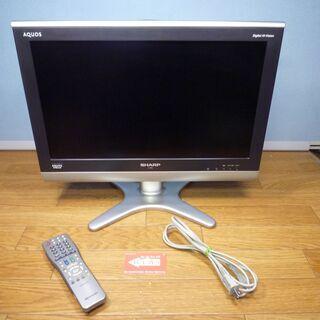 SHARP LC-2E5◆20インチ液晶テレビ HDMI2系統 ...