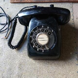 黒電話 600-A1 日本電信電話公社
