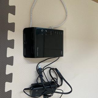 無線LANルータ NEC aterm WG1800HP