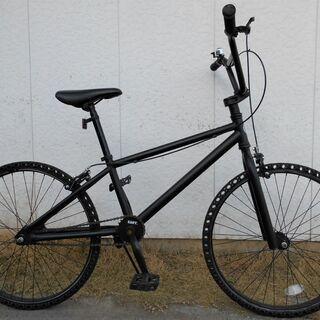 RUN EASY BMX風バイク 24インチ ノーパンクタイヤ
