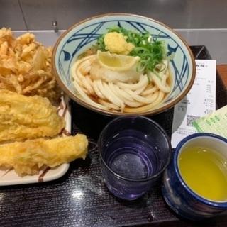 丸亀製麺さん😍