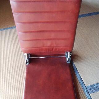 座椅子(折り畳み式)