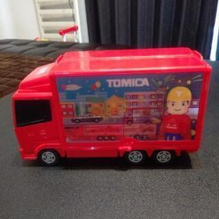 トミカ 収納 トラック