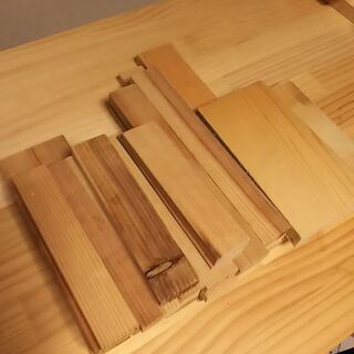 木材 切れ端